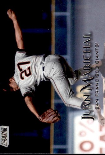 Photo of 2019 Stadium Club #225 Juan Marichal