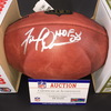 HOF - Chargers Fred Dean Signed Authentic Football