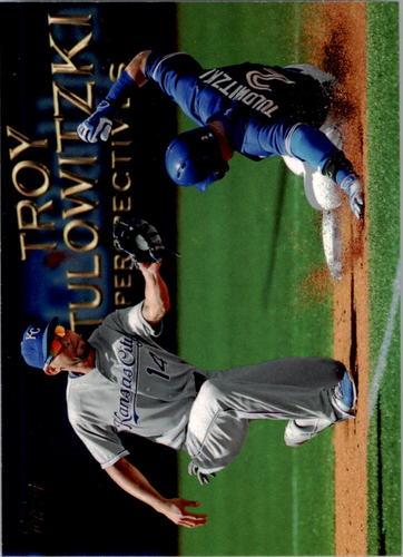 Photo of 2016 Topps Perspectives #P8 Troy Tulowitzki