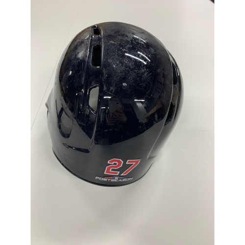 Photo of Kevin Plawecki Team Issued Batting Helmet