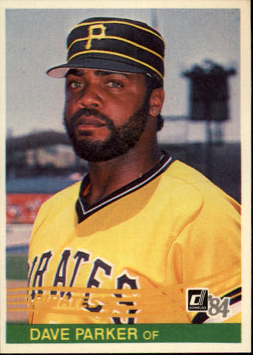 Photo of 1984 Donruss #288 Dave Parker