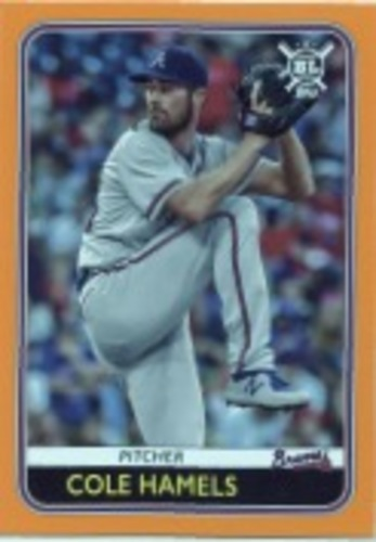 Photo of 2020 Topps Big League Orange #21 Cole Hamels