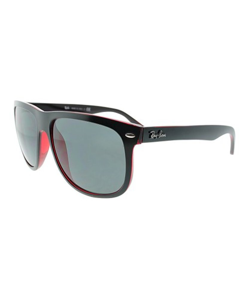 Photo of Ray-Ban Black & Red Square Sunglasses - Women