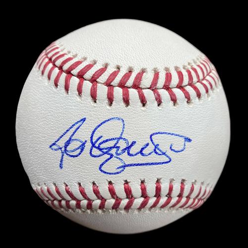 Photo of José Oquendo Autographed Baseball