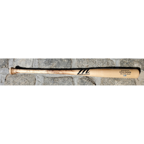 Photo of Anthony Santander: Broken Bat - Game Used (9/8/21 vs. Royals)
