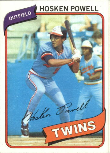 Photo of 1980 Topps #471 Hosken Powell DP