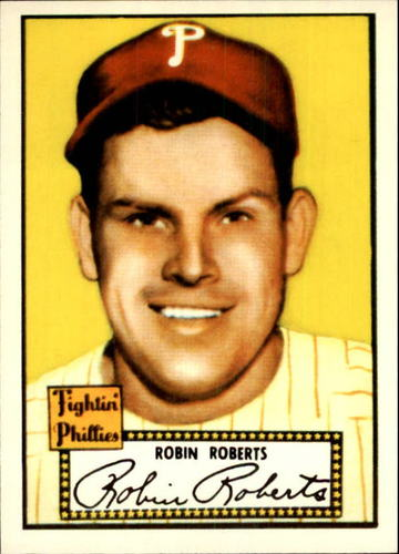 Photo of 1983 Topps 1952 Reprint #59 Robin Roberts