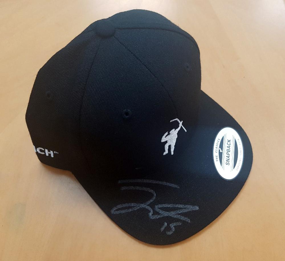 Jack Eichel Buffalo Sabres Autographed Snapback Hat