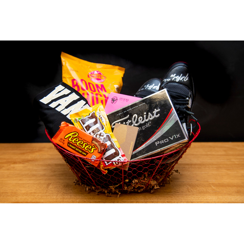 Photo of David Price Favorite Things Basket