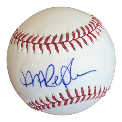 Photo of Autographed Max Kepler Baseball