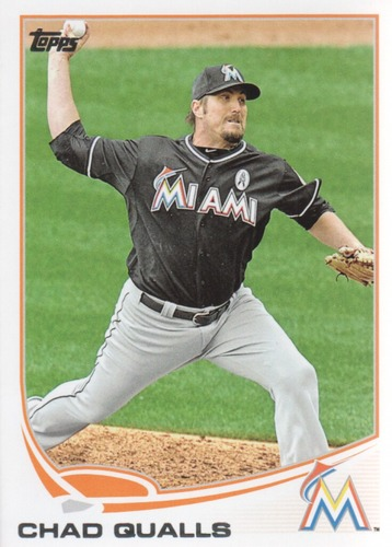 Photo of 2013 Topps Update #US3 Chad Qualls