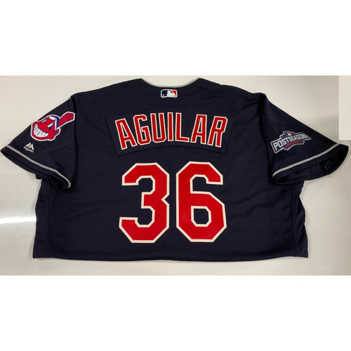 Photo of Jesus Aguilar Team Issued 2016 Post Season Jersey
