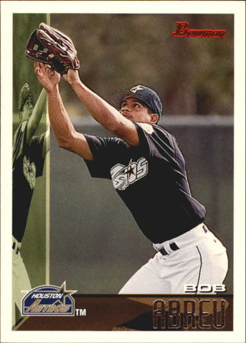 Photo of 1995 Bowman #4 Bob Abreu RC