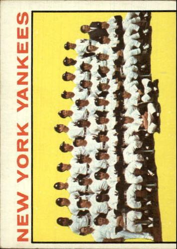 Photo of 1964 Topps #433 New York Yankees TC