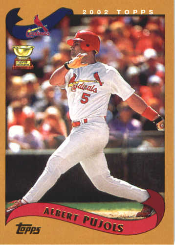 Photo of 2017 Topps Update All Rookie Cup #ARC49 Albert Pujols