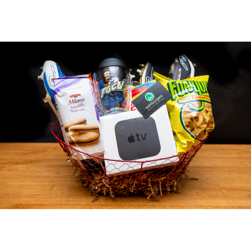 Photo of Chris Sale Favorite Things Basket
