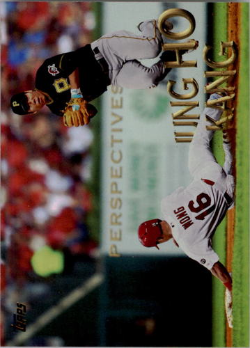 Photo of 2016 Topps Perspectives #P10 Jung Ho Kang