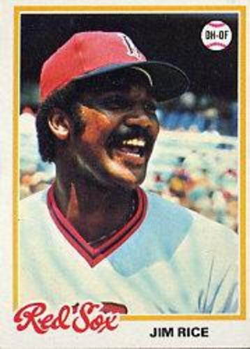 Photo of 1978 Topps #670 Jim Rice