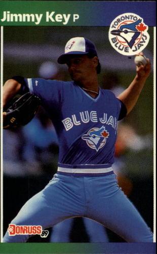 Photo of 1989 Donruss #188 Jimmy Key