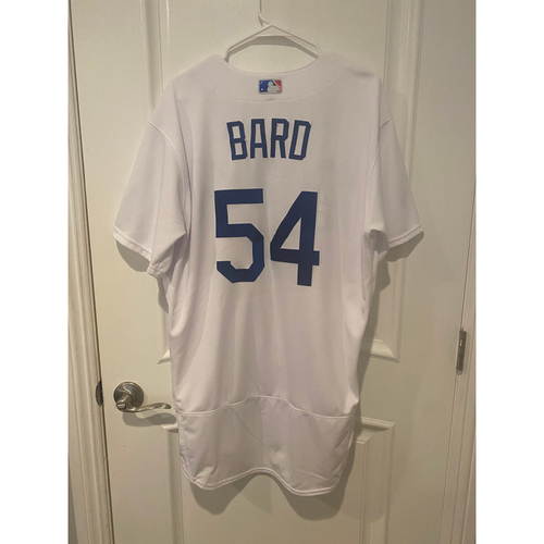 Photo of Josh Bard Game Used BLM 2020 Opening Day Jersey