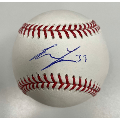 Photo of Lance Lynn Autographed Baseball