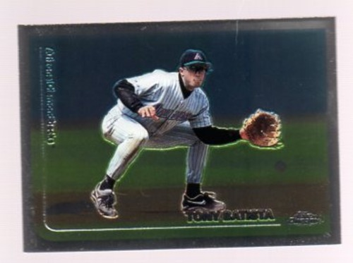Photo of 1999 Topps Chrome #272 Tony Batista