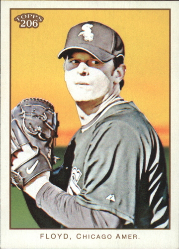Photo of 2009 Topps 206 #97 Gavin Floyd