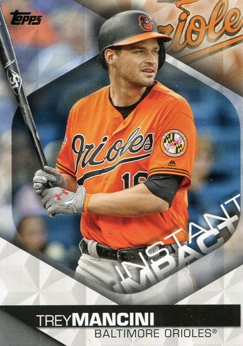 Photo of 2018 Topps Instant Impact #II40 Trey Mancini