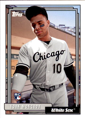 Photo of 2017 Topps Archives #277 Yoan Moncada Rookie Card