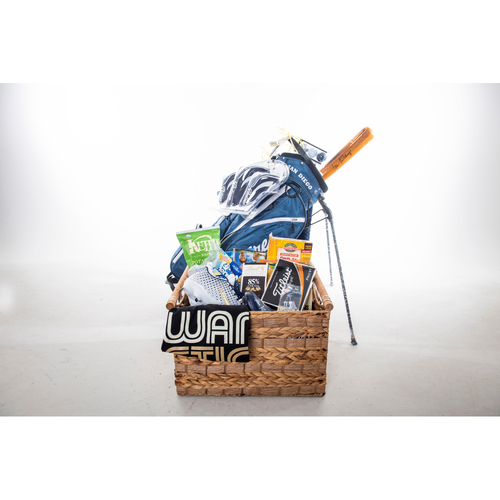 "Photo of Ian Kinsler ""Favorite Things"" Basket"