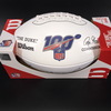 HOF - Chiefs Jan Stenerud Signed Panel Ball W/ 100 Seasons Logo