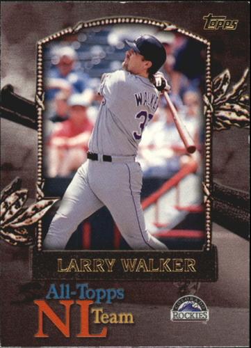 Photo of 2000 Topps All-Topps #AT10 Larry Walker