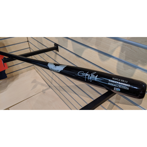 Photo of Hanley Ramirez Autographed Bat