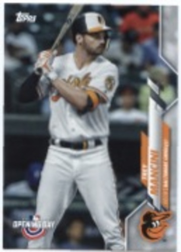 Photo of 2020 Topps Opening Day #123 Trey Mancini