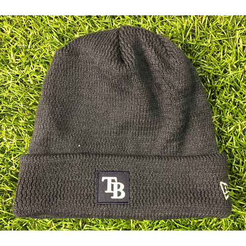 Photo of Rays Baseball Foundation: Team Issued Beanie Cap - Tommy Pham