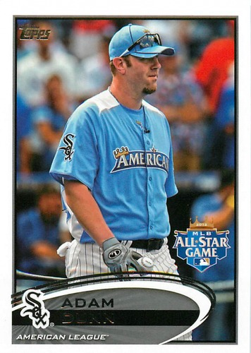 Photo of 2012 Topps Update #US76 Adam Dunn