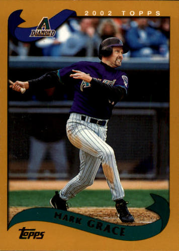 Photo of 2002 Topps #231 Mark Grace