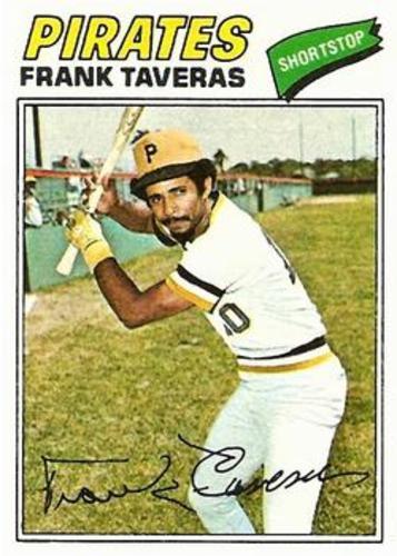 Photo of 1977 Topps #538 Frank Taveras