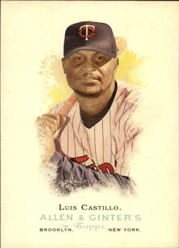 Photo of 2006 Topps Allen and Ginter #42 Luis Castillo