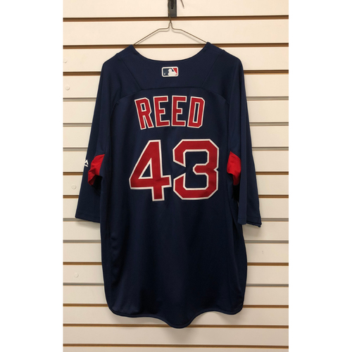 Photo of Addison Reed Team-Issued Road Batting Practice Jersey