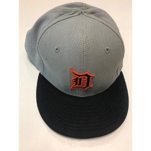 Photo of Team-Issued Spring Training Road Cap #14