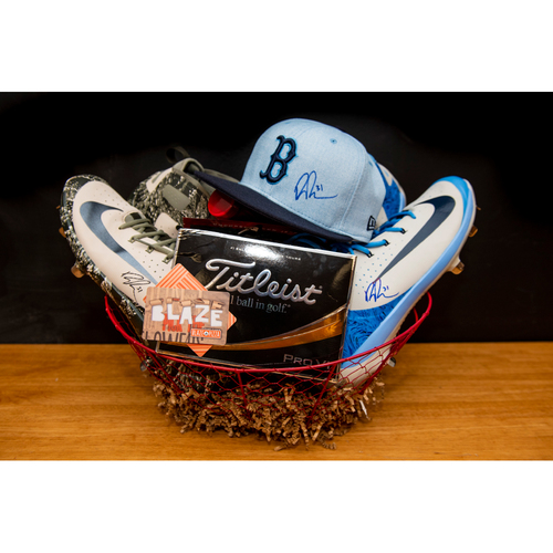 Photo of Drew Pomeranz Favorite Things Basket