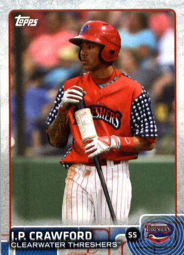 Photo of 2015 Topps Pro Debut #39 J.P. Crawford