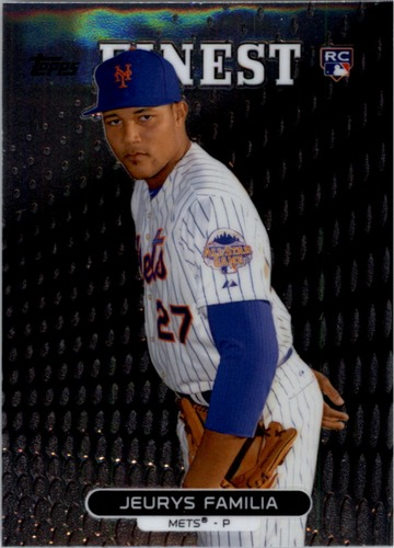 Photo of 2013 Finest #97 Jeurys Familia RC