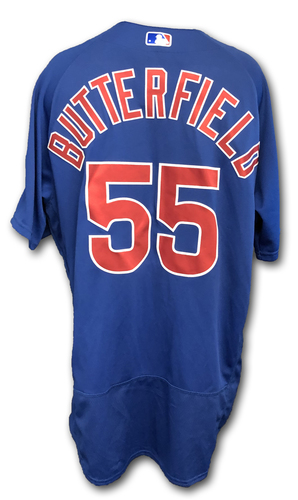 Photo of Brian Butterfield Team-Issued Jersey -- Size 50 -- Spring Training 2019