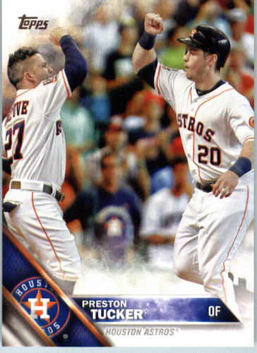 Photo of 2016 Topps #455 Preston Tucker