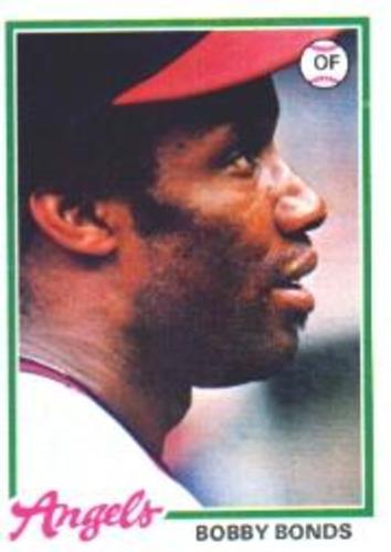 Photo of 1978 Topps #150 Bobby Bonds