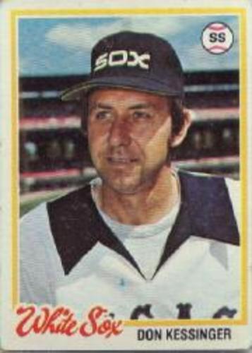 Photo of 1978 Topps #672 Don Kessinger