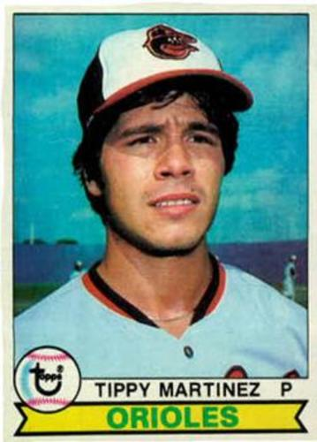 Photo of 1979 Topps #491 Tippy Martinez