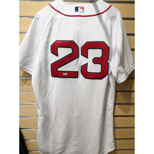 Photo of Blake Swihart Autographed Jersey
